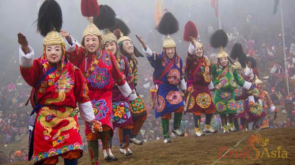 7 Day Thimphu Tshechu