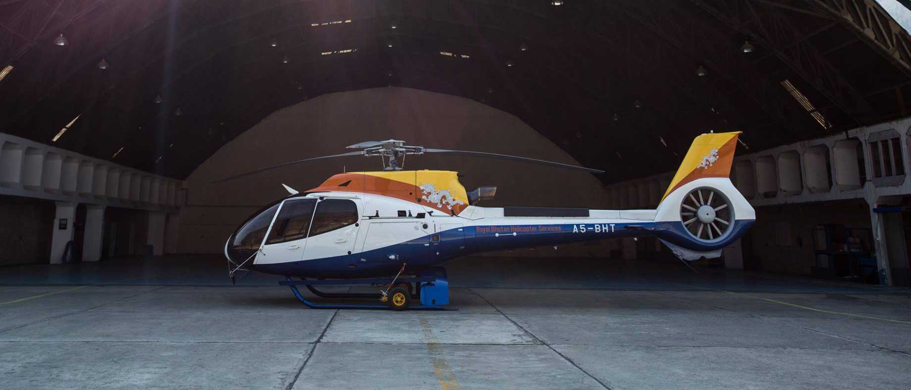 Bhutan Helicopter Services Druk Asia