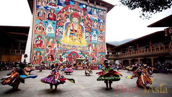 9 Day Punakha Tshechu