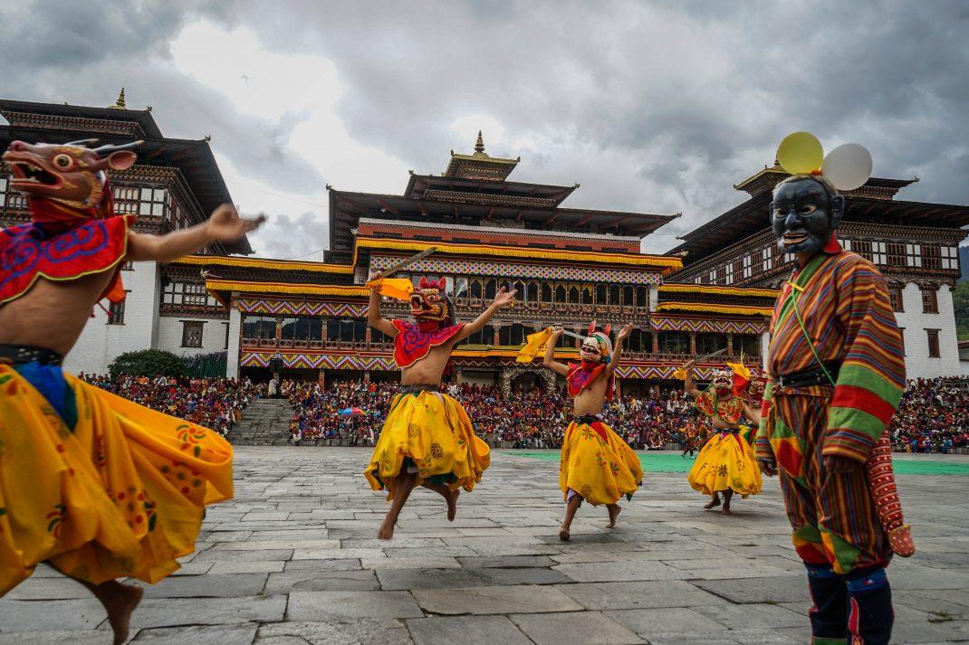 Thimphu Tschechu