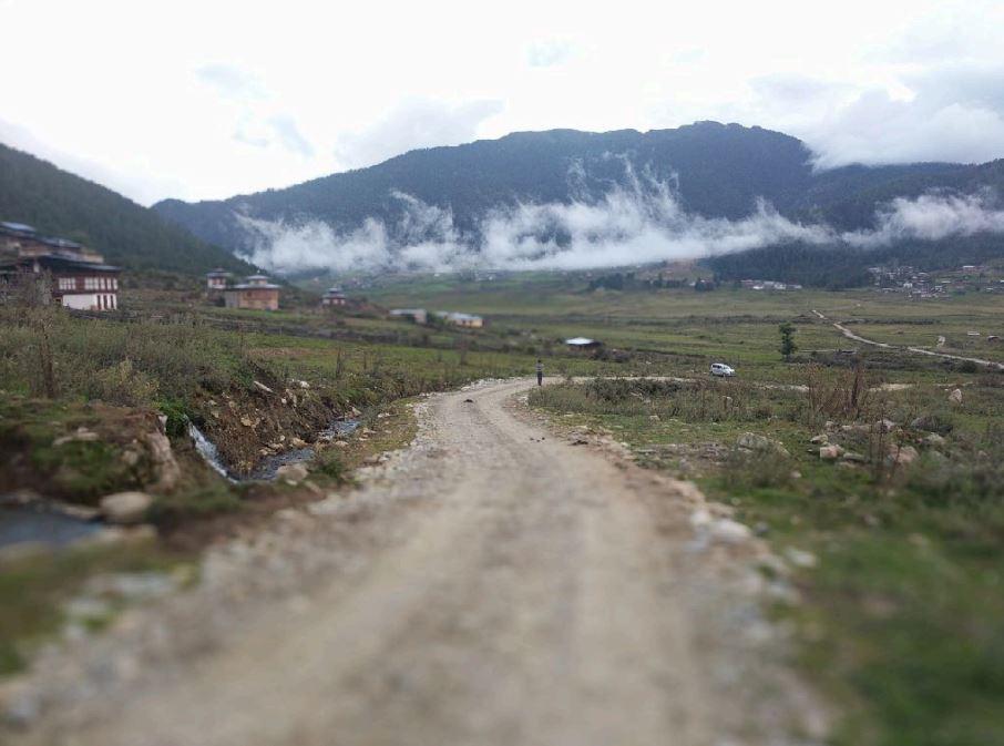 Bhutan Sport Track