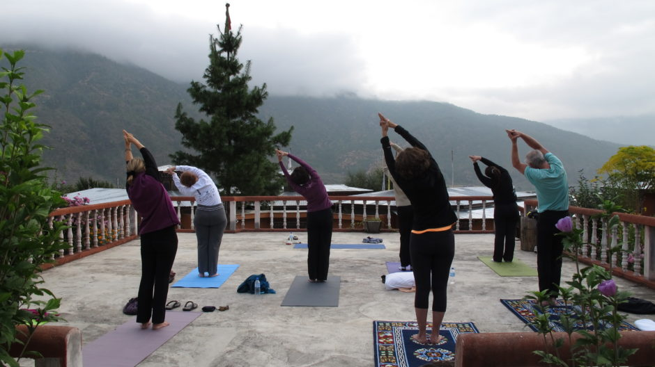 7 Days Yoga Trip To Bhutan Druk Asia