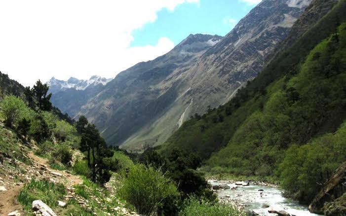 Sinchula Trek