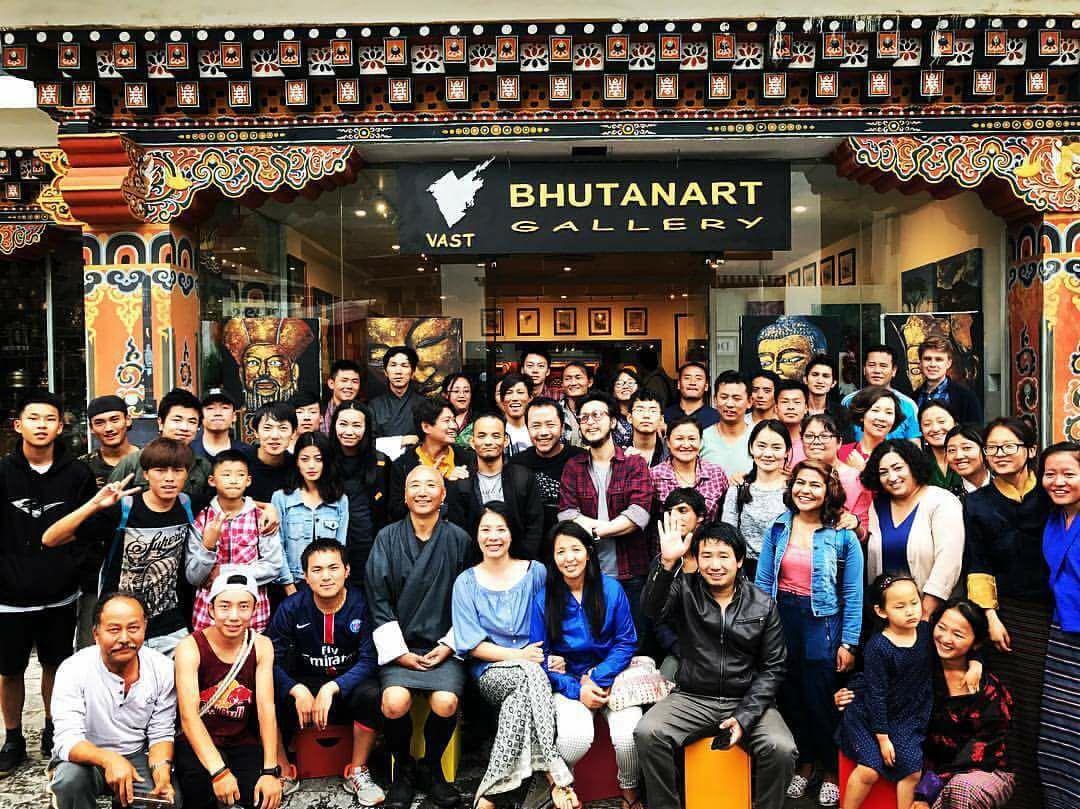 VAST Bhutan 2